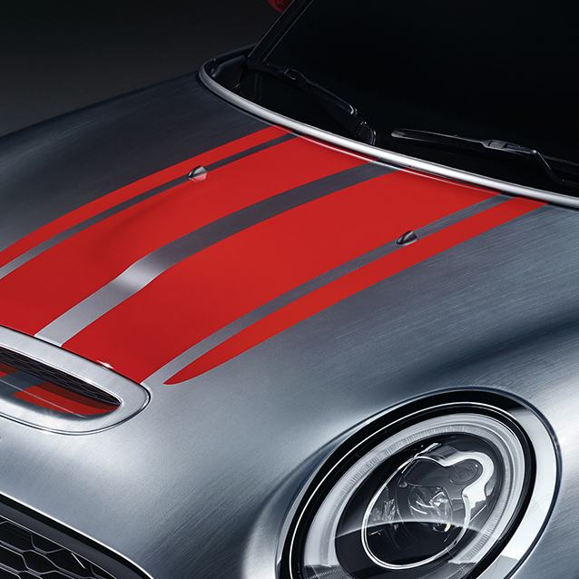 MINI John Cooper Works Concept, Bright Highways Grey